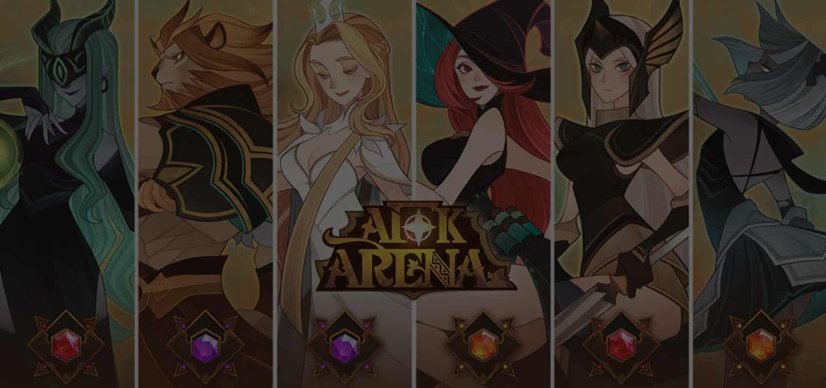 AFK Arena Awaits Adventurers!