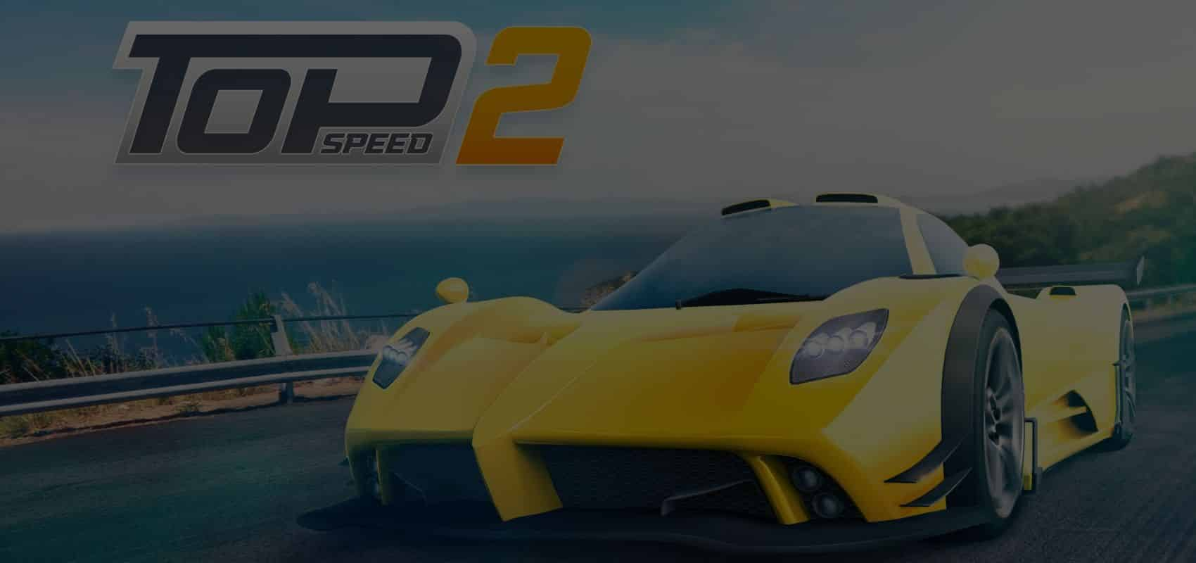 Prepare to live life a half-mile at a time as  Top Speed 2 races onto Android