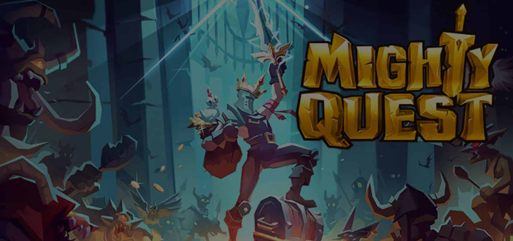 Calling All Wannabe Heroes, The Mighty Quest For Epic Loots Starts Now!