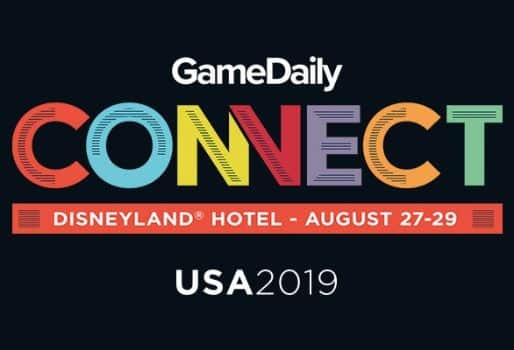 GameDaily Connect 2019 logo