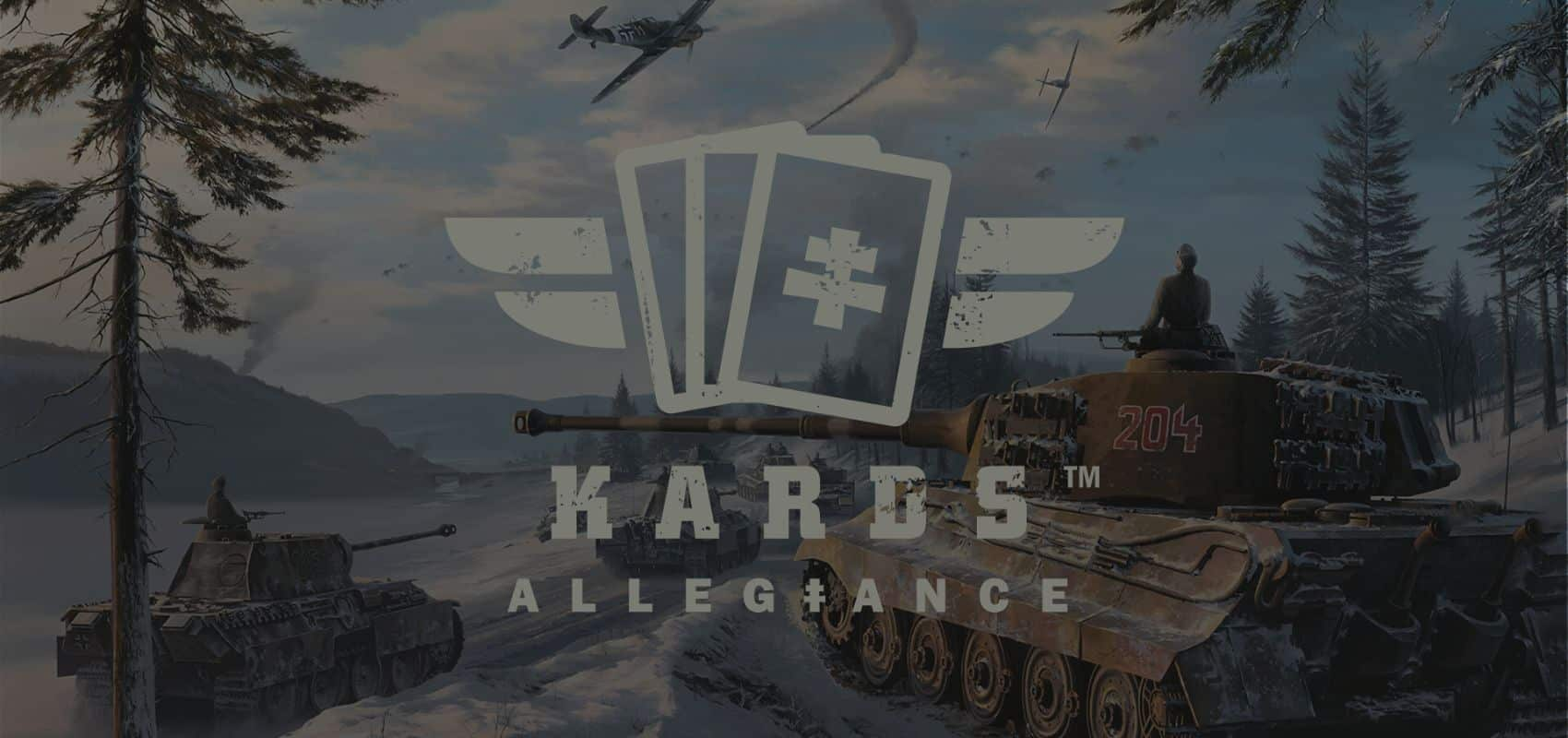 KARDS massive FREE first expansion 'KARDS: Allegiance' drafts fresh reinforcements onto Steam Early Access today