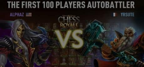 100 Players Clash in Might & Magic: Chess Royale, the Strategic Auto Battler for PC & Mobile