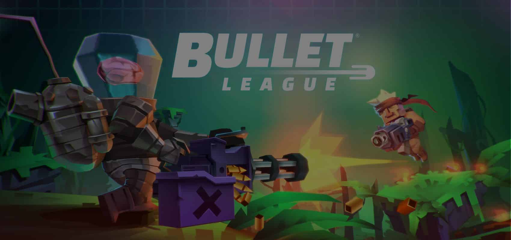 32 player Bullet League blasts its way onto iOS and Android