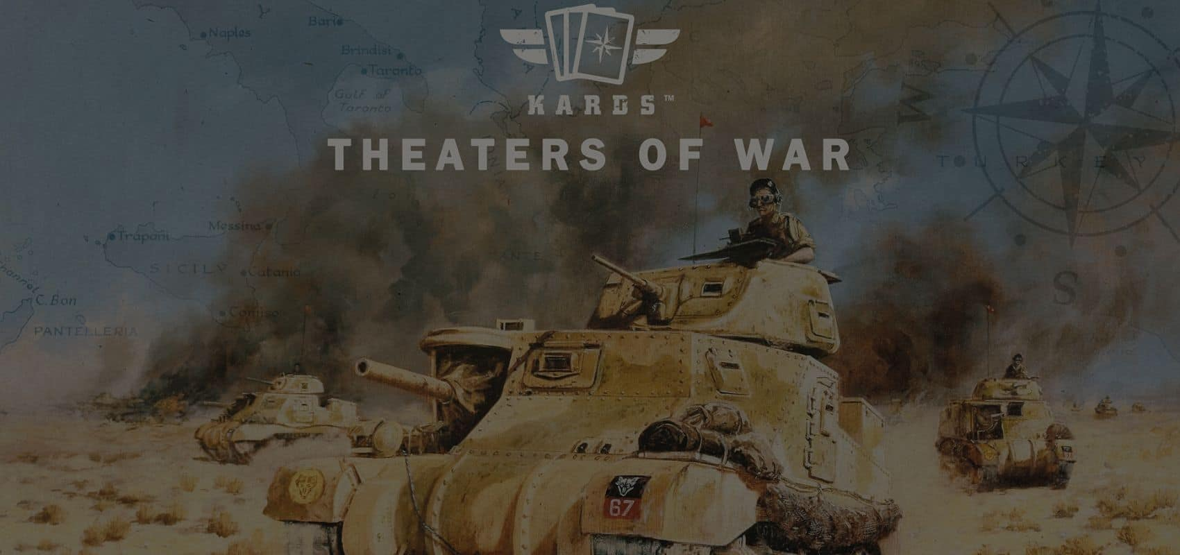 New KARDS expansion Theatres of War adds single-player campaigns