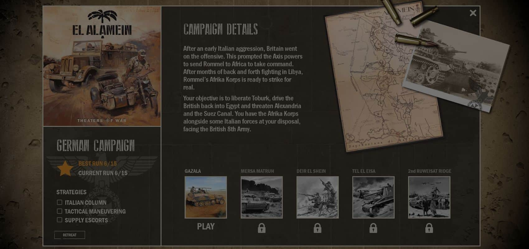 KARDS single-player Theaters of War expansion launches its assault