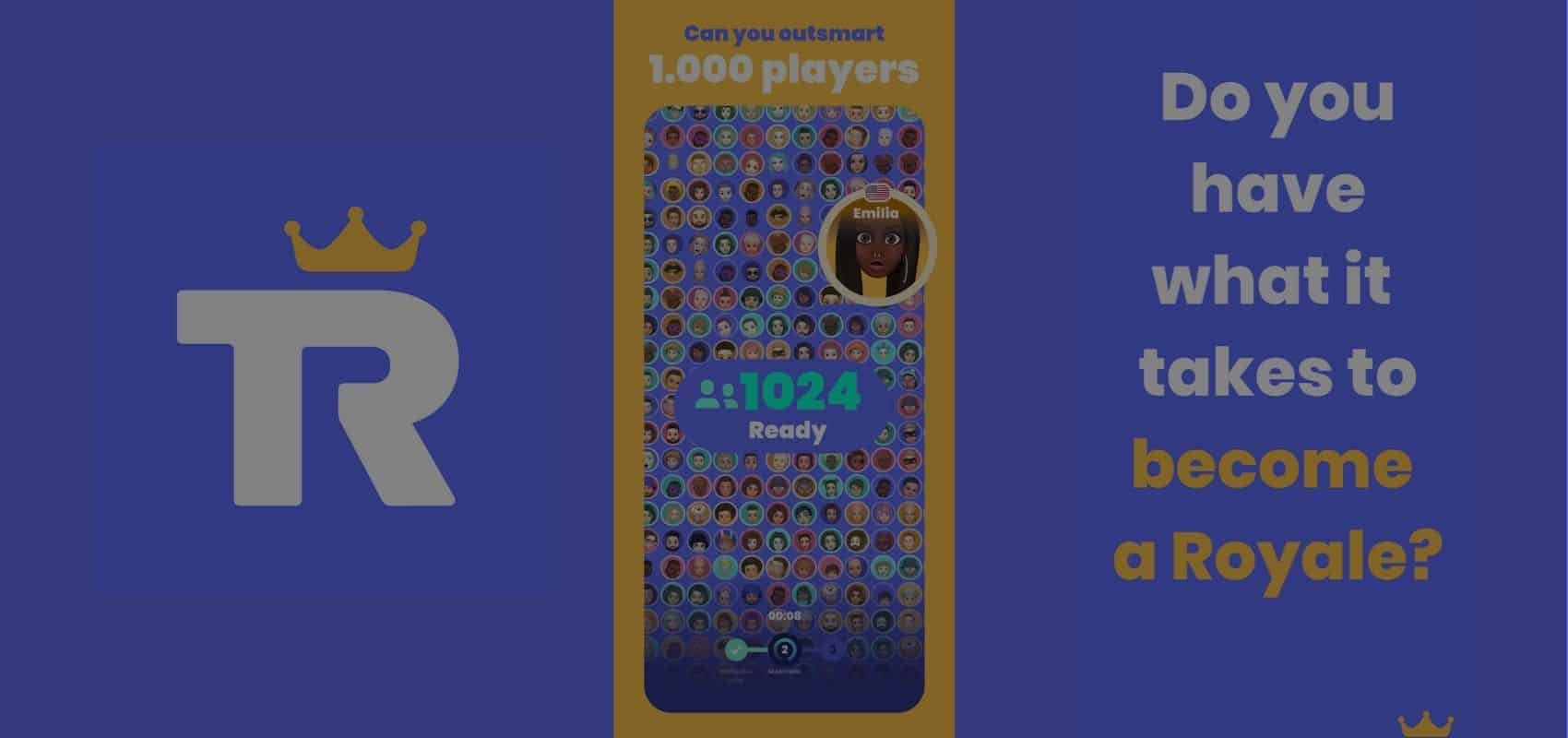 Trivia Royale smashes past 2 million players, hits #1 spot on US App Store in just 10 days