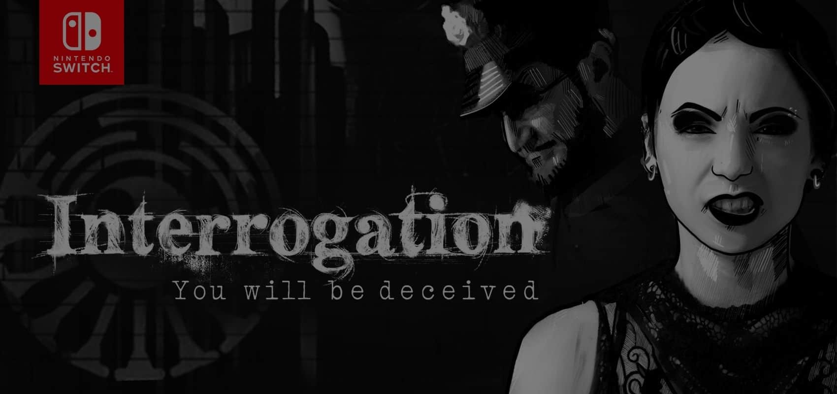 Noir thriller 'Interrogation: You will be deceived' now testing players' wits and morals on Nintendo Switch