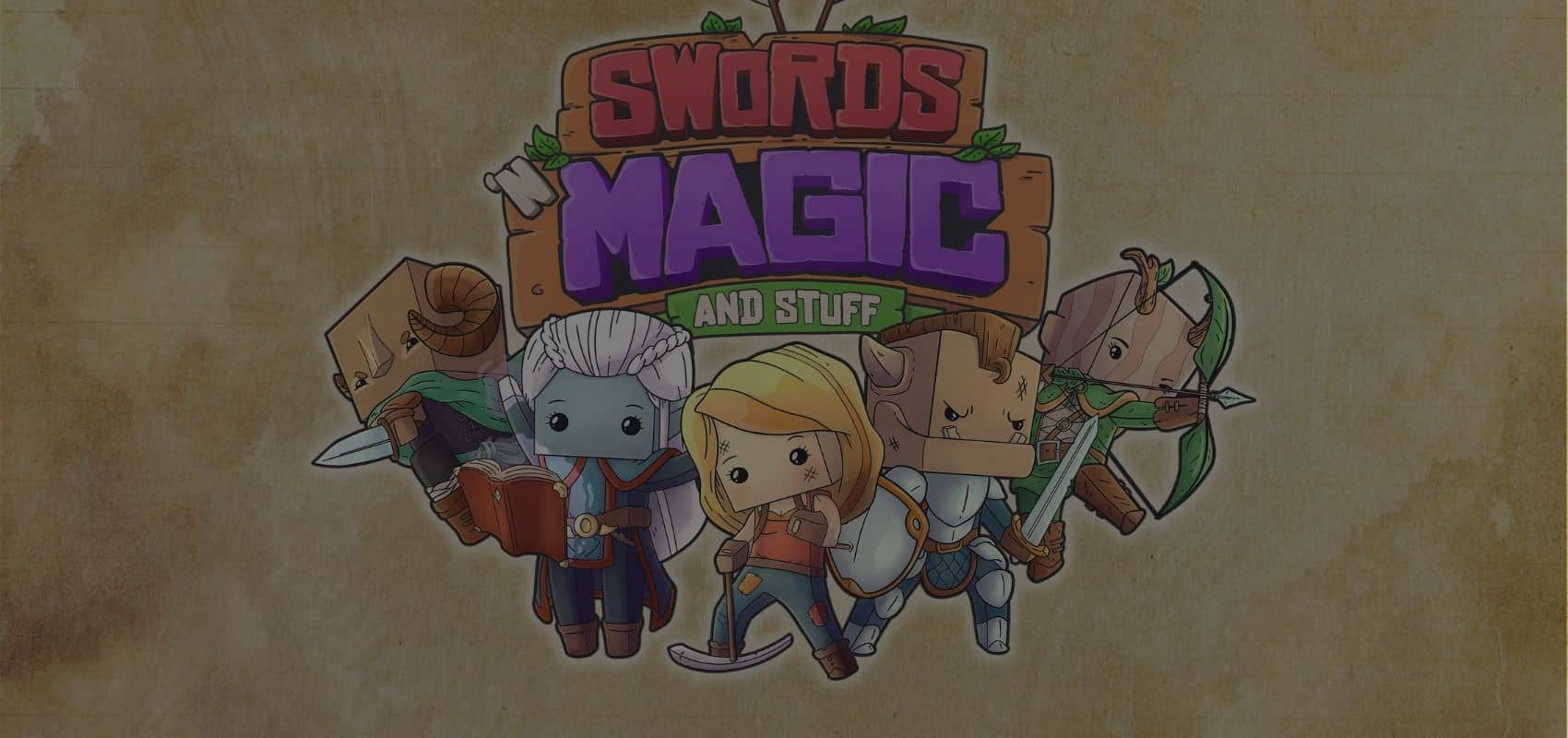 """Incredible adventures await as action-RPG """"Swords 'n Magic and  Stuff"""" journeys forth on Steam Early Access"""