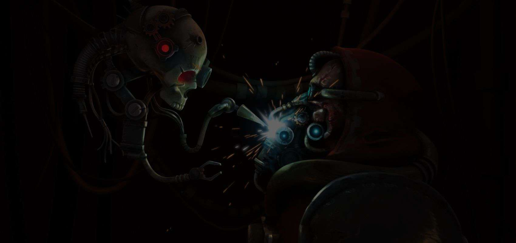For the Machine is Immortal! Warhammer 40,000: Mechanicus coming to iPad and Android Tablets this April