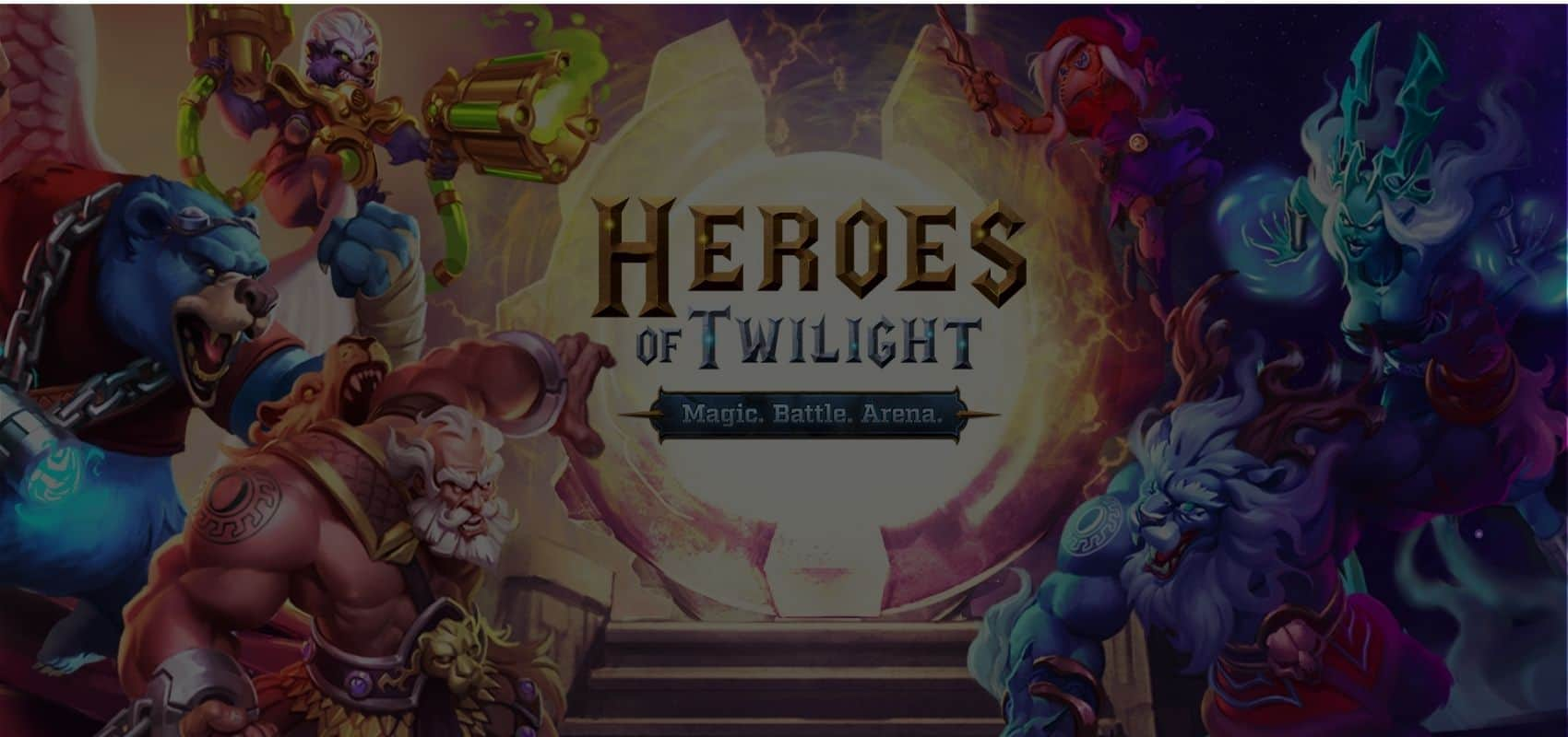gamigo Reveals New Mobile Turn-Based Strategy Game Heroes of Twilight